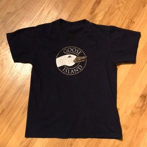 Goose Island branded T-Shirt.